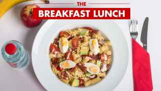 The breakfast lunch recipe