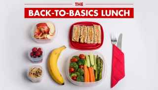 The back-to-basics lunch recipe