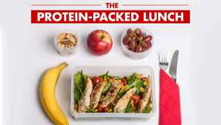The protein-packed lunch