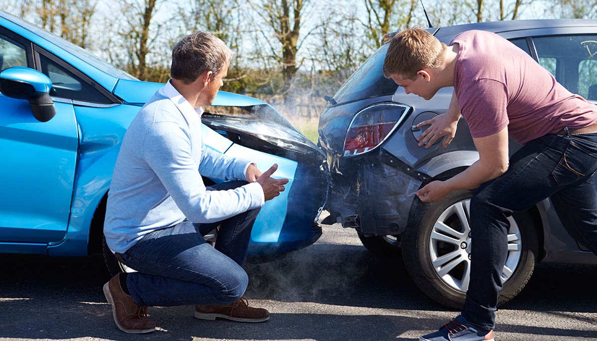 Car Accident Without Insurance – What's Next? | AAMI
