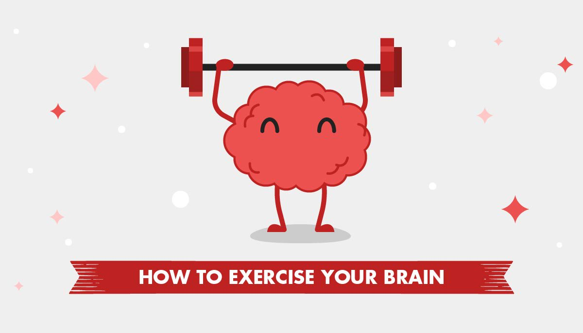 5 Brain Exercises to Help Keep You Mentally Sharp
