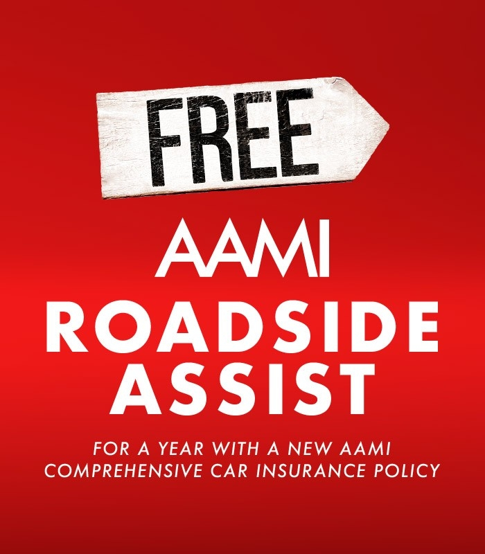 Comprehensive Car Insurance Free Roadside Assist For A Year Aami